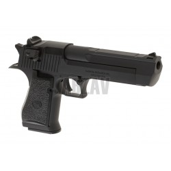 Desert Eagle .50 AE Full Metal GBB Black WE