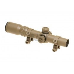 1-4x24 SE Tactical Scope Desert Aim-O
