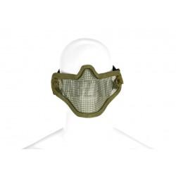 Steel Half Face Mask OD Invader Gear