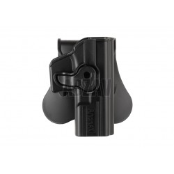 Paddle Holster pour WE17 / KJW17 / TM17 Black Amomax