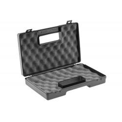 Pistol Hard Case ABS 28cmx18cmx7cm Black